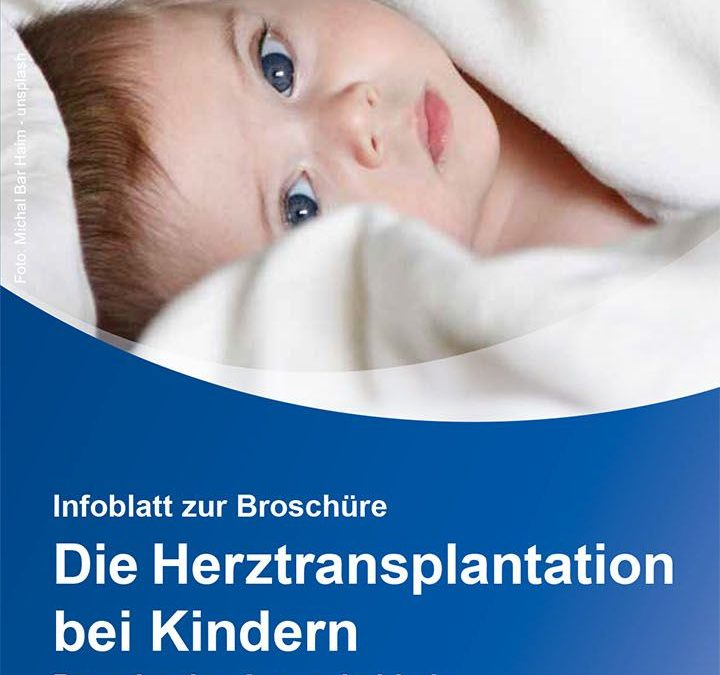 Merkblatt Herztransplantation im Kindesalter