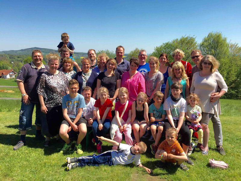Elterncoaching XXL vom 05.-08.05.2016 im Familienferiendorf Hübingen