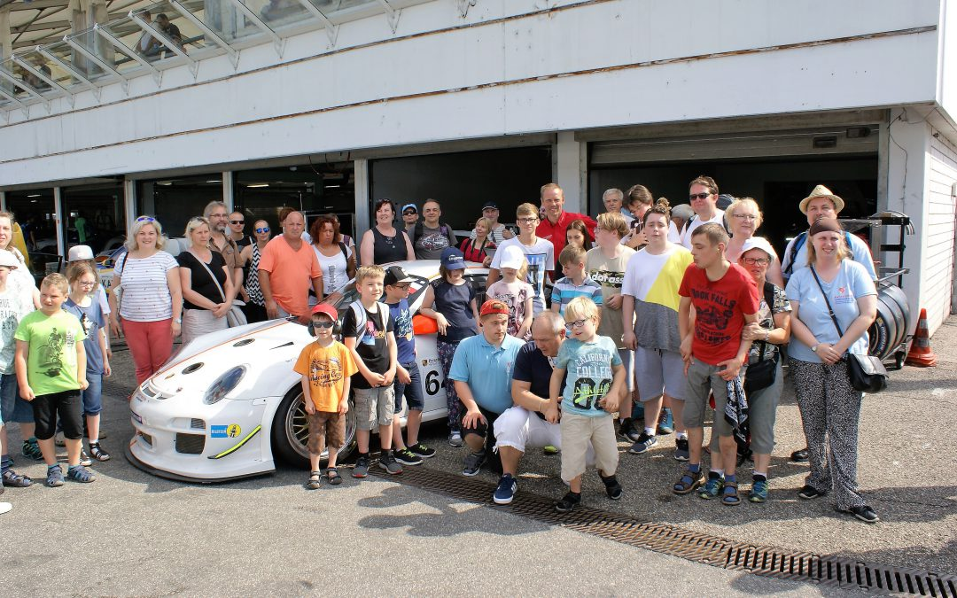 Autorennsport am Hockenheimring, 08.07.2017