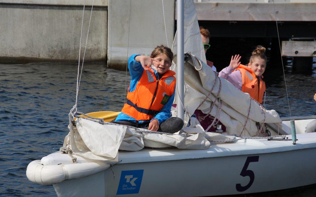Segelwoche vom 23.-30.07.2017 in Kiel