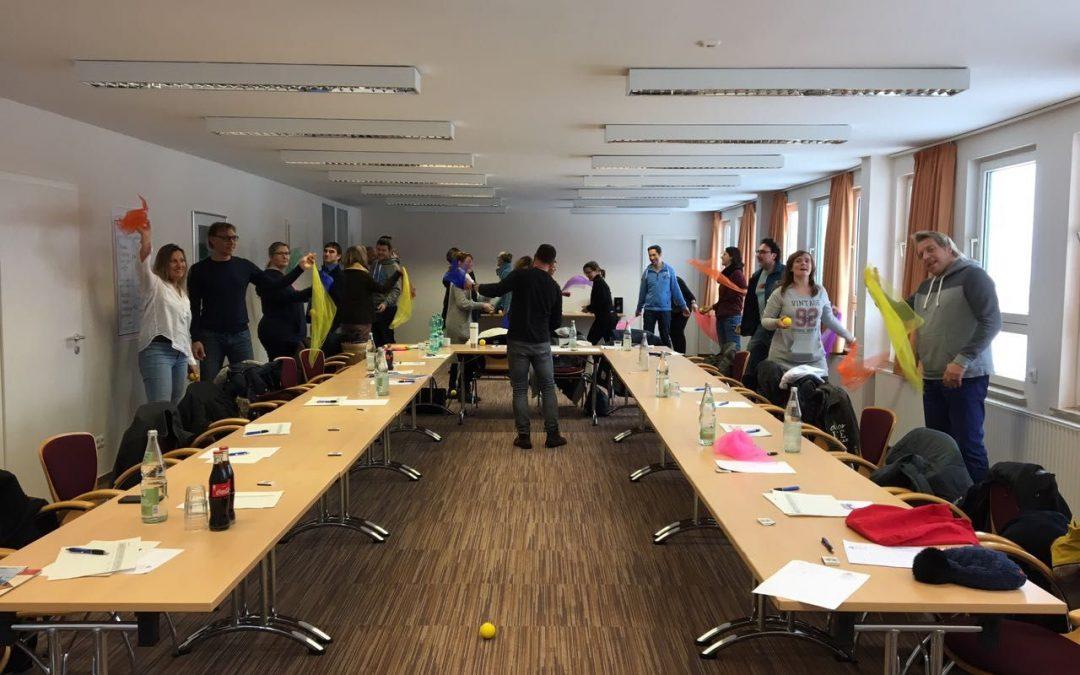 Elterncoaching Aufbauseminar Teil 2 in Travemünde, 23.-25.02.2018