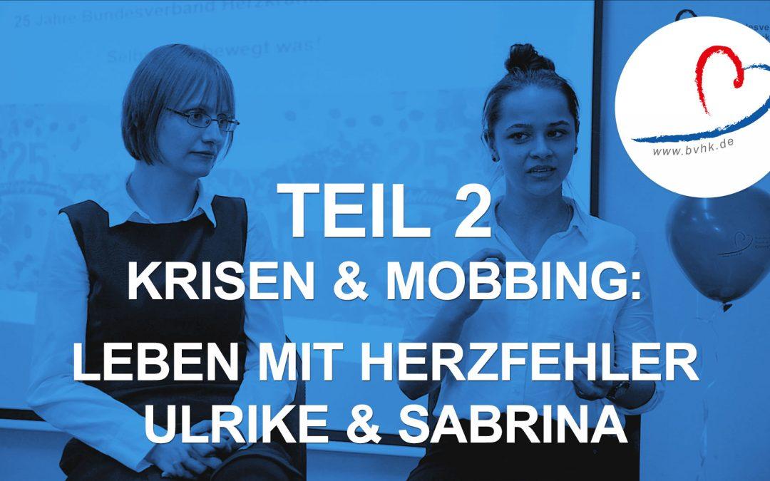 Leben mit Herzfehler: Sabrina (19) und Ulrike (34) erzählen über Krisen und Mobbing