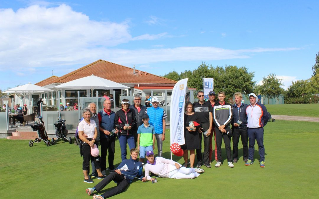 Spendenaktion: Golfturnier Skipper's Open