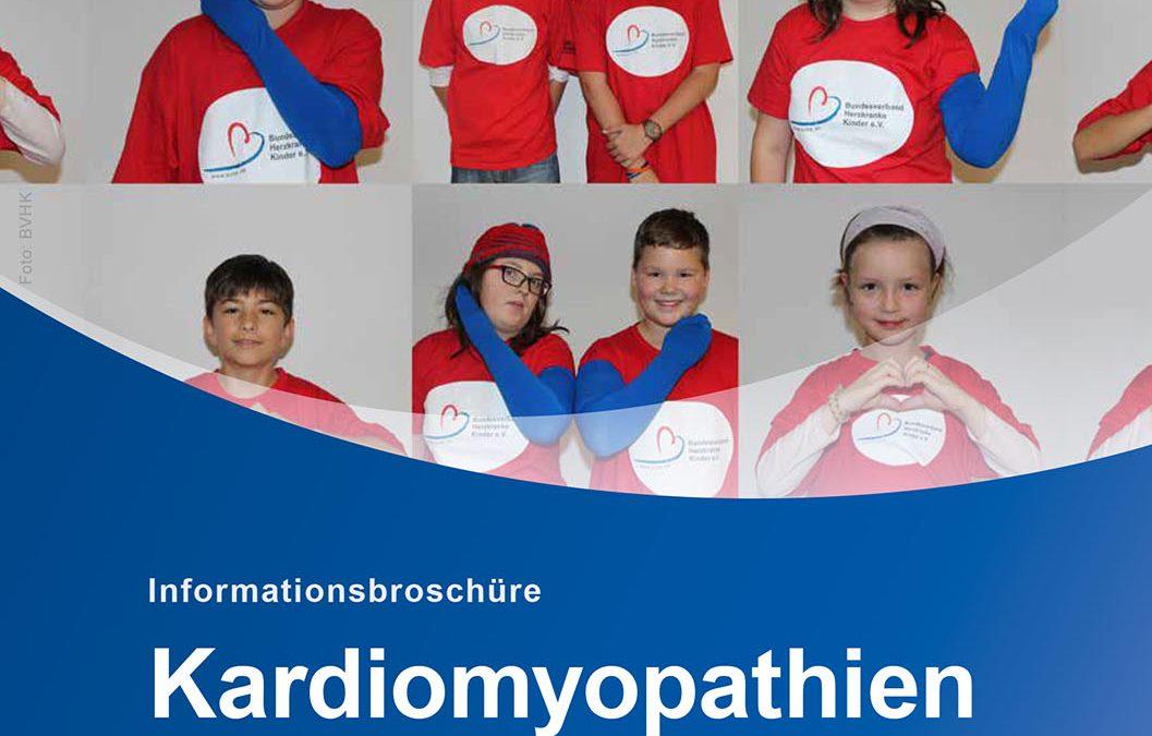 Informationsbroschüre Kardiomyopathien
