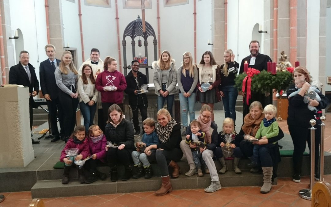 """Adventsveranstaltung von """"Herz zu Herz"""" am 01.12.2018 in Waldbreitbach"""