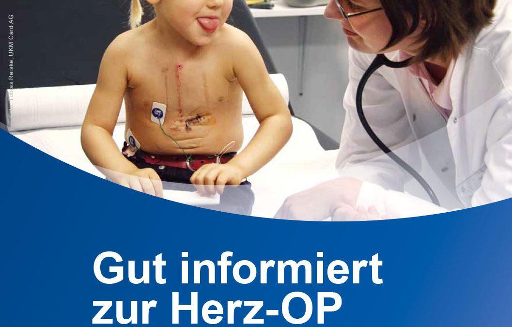 Gut informiert zur Herz-OP