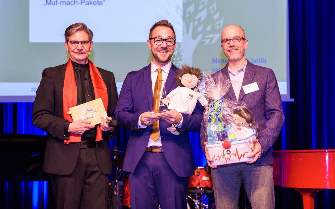 Ausgezeichnet: Stiftungspreis für den BVHK