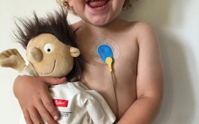 Herzzeichen: Neues Projekt für einen positiven Umgang mit OP-Narben