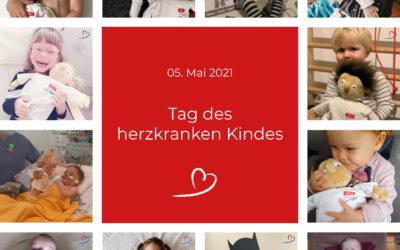 Mut machen am Tag des herzkranken Kindes 2021