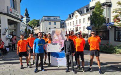 Spendenaktion: Heartbeatrunner Sauerland sammelt 7.000 € für herzkranke Kinder
